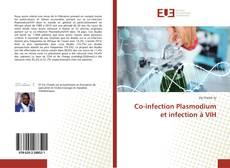Portada del libro de Co-infection Plasmodium et infection à VIH