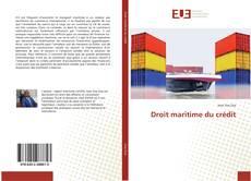 Bookcover of Droit maritime du crédit