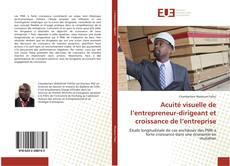 Couverture de Acuité visuelle de l'entrepreneur-dirigeant et croissance de l'entreprise