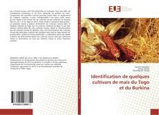 Identification de quelques cultivars de maïs du Togo et du Burkina的封面