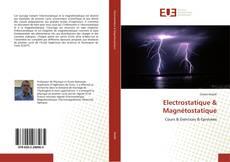Обложка Electrostatique & Magnétostatique