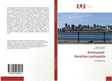 Bookcover of Emmanuel Persillier-Lachapelle