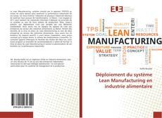 Bookcover of Déploiement du système Lean Manufacturing en industrie alimentaire