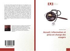 Couverture de Accueil, information et prise en charge des usagers