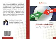 Buchcover von L'Idéal d'Humanité dans