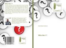 Bookcover of Who Am I ?
