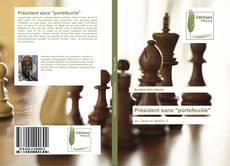 """Bookcover of Président sans """"portefeuille"""""""