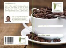 Buchcover von Le café d'espoir