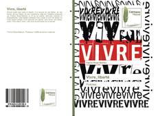 Capa do livro de Vivre, liberté