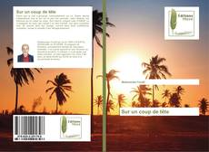 Bookcover of Sur un coup de tête