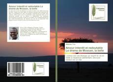 Capa do livro de Amour interdit et redoutable Le drame de Mossan, la belle