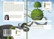 Luttes et Chimères kitap kapağı