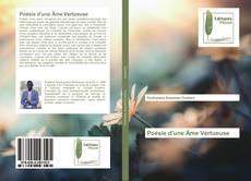 Bookcover of Poésie d'une Âme Vertueuse