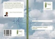 7ème Continent: l'esprit Humain kitap kapağı