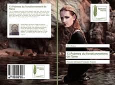Bookcover of 13 Poèmes du fonctionnement de l'âme