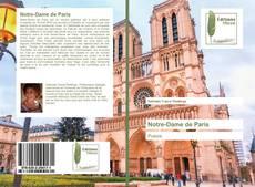 Обложка Notre-Dame de Paris