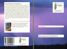 Copertina di Nouvelles de Caractères