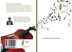 Обложка Le chant de la terreur