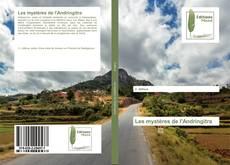 Bookcover of Les mystères de l'Andringitra