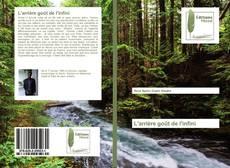 Bookcover of L'arrière goût de l'infini