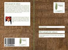 Capa do livro de Mon peuple de valeurs