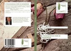Bookcover of L'inconscience viole la conscience