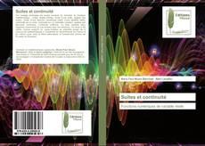 Suites et continuité kitap kapağı