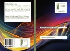 Buchcover von Calcul différentiel