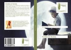 Capa do livro de Contes en Suisse