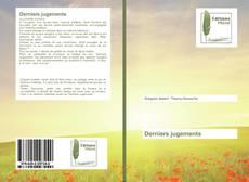 Bookcover of Derniers jugements