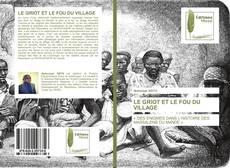LE GRIOT ET LE FOU DU VILLAGE的封面