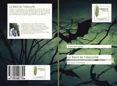 Le Saint de l'obscurité的封面