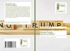 Capa do livro de Donald Trump: je suis un bâtard