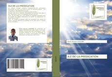 Borítókép a  A-Z DE LA PREDICATION - hoz
