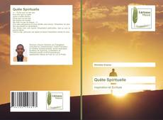 Quête Spirituelle的封面