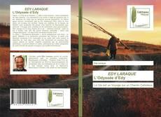 Couverture de EDY LARAQUE L'Odyssée d'Edy