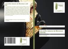 Les mille raisons de Monsieur Joël Bo kitap kapağı