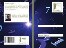 Bookcover of Destin de prof