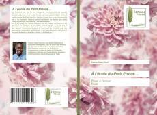 Bookcover of À l'école du Petit Prince…