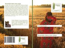 Capa do livro de Scandale dans mon pays