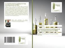 Capa do livro de La transhumance politique et ses conséquences en RDC
