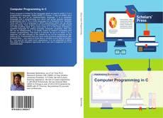 Portada del libro de Computer Programming in C