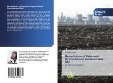 Обложка Remediation of Petroleum Hydrocarbons Contaminated Soil