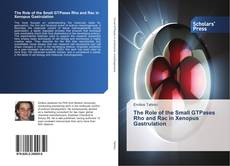 Bookcover of The Role of the Small GTPases Rho and Rac in Xenopus Gastrulation