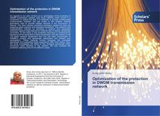 Buchcover von Optimization of the protection in DWDM transmission network