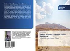 Обложка Status of Basic Data and Green Economy