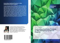Bookcover of Controlling Unethical Practices in Web Designing by Search Engines