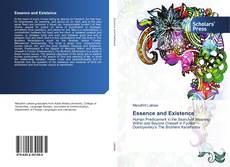 Essence and Existence的封面