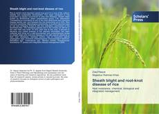 Bookcover of Sheath blight and root-knot disease of rice