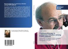 Portada del libro de Pharmacotherapy in pulmonary infection among COPD patients